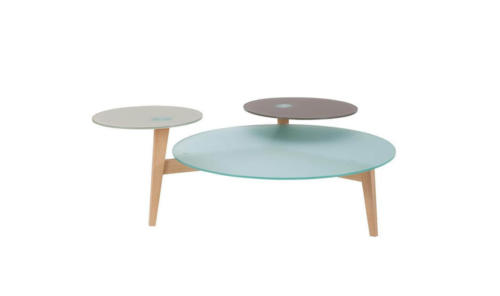 Table basse verre (2)
