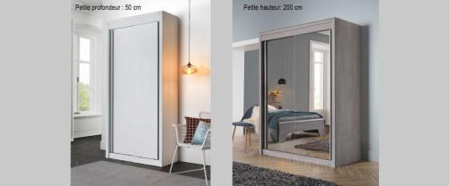 armoire petite taille